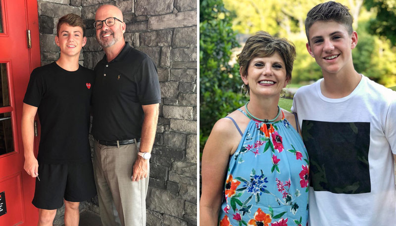 MattyB Parents Photos