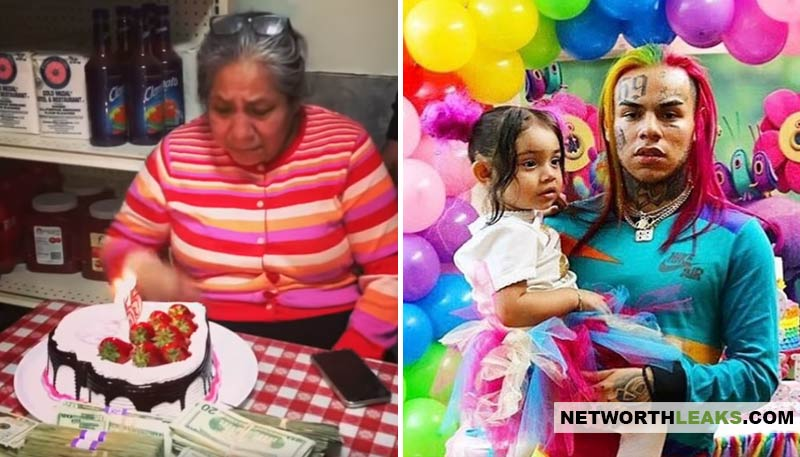 Tekashi 6ix9ine Family: Mother and daughter