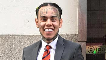 Tekashi 6ix9ine Net Worth and Facts