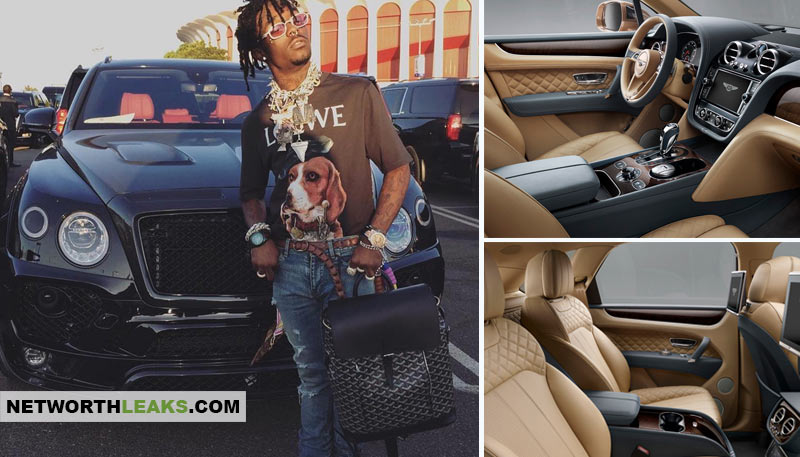 Lil Uzi Vert Cars - Bentley Bentayga