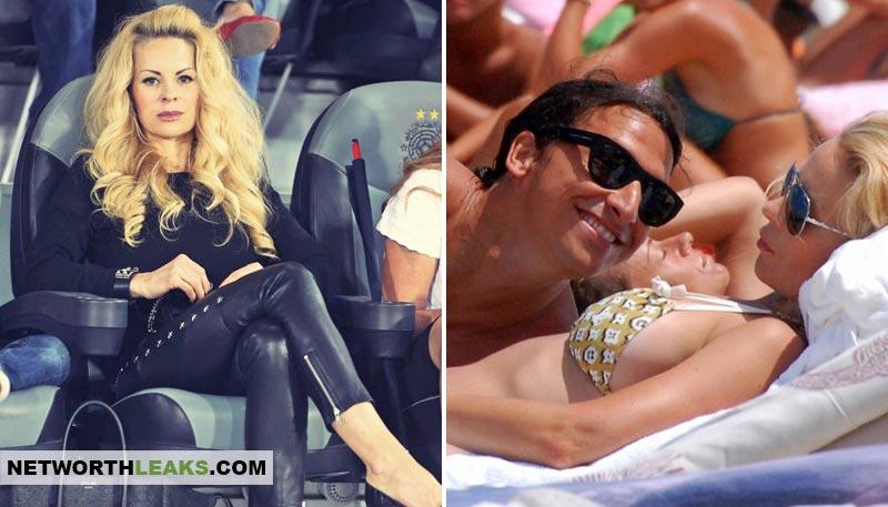 Zlatan Ibrahimovic's wife Helena Seger (Photos)