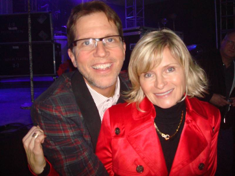W. Mark Lanier with his wife Becky Smith Lanier