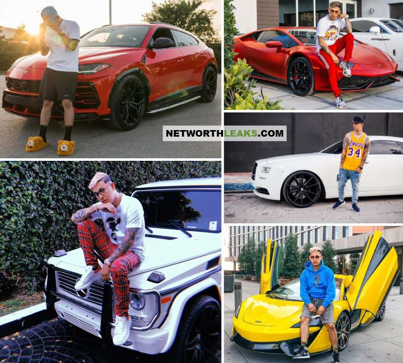 Rvssian cars collection: Lamborghini, Mercedes-Benz, Rolls-Royce and Bentley