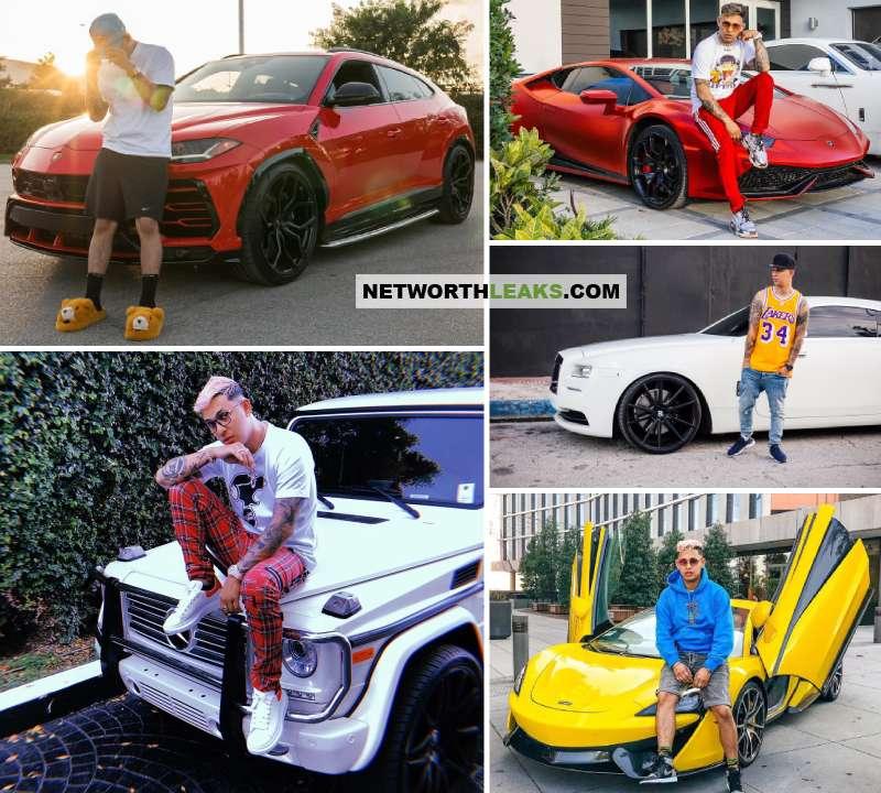 Rvssian cars collection: Lamborghini, Mercedes-Benz, Rolls-Royce and Bentley