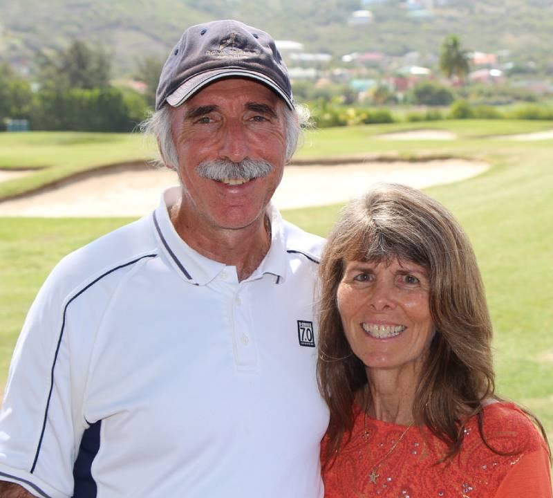 Dan Bilzerian's parents - Paul Bilzerian and Terri Steffen