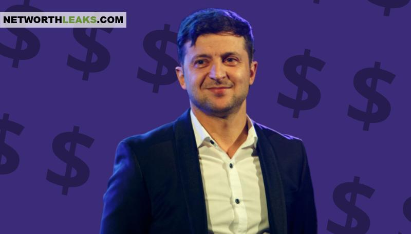 Volodymyr Zelensky Net Worth