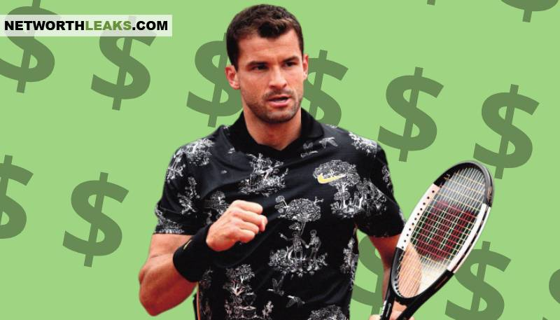 Grigor Dimitrov Net Worth
