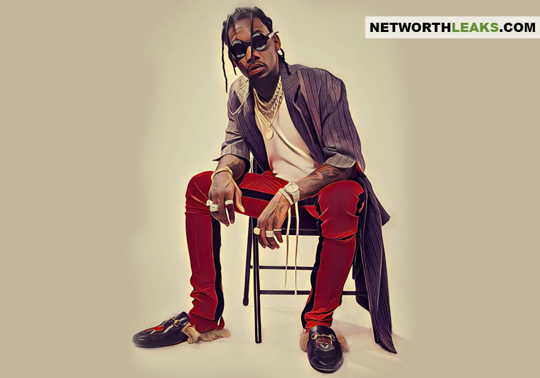 Offset (Migos) Net Worth and Facts