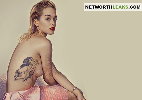 Rita Ora's tattoos