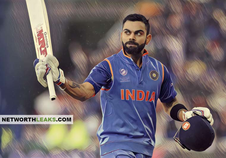 Virat Kohli (Indian Cricketer) Net Worth and Facts